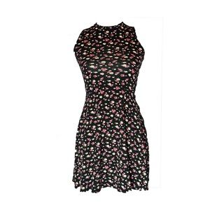 Women's Dress Forever 21 Small Black w/ Floral